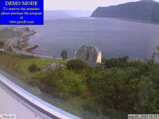Webcam Hamre, Leikanger, Sogn og Fjordane, Norwegen